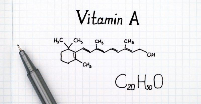 vitamina A suplimente alimentare