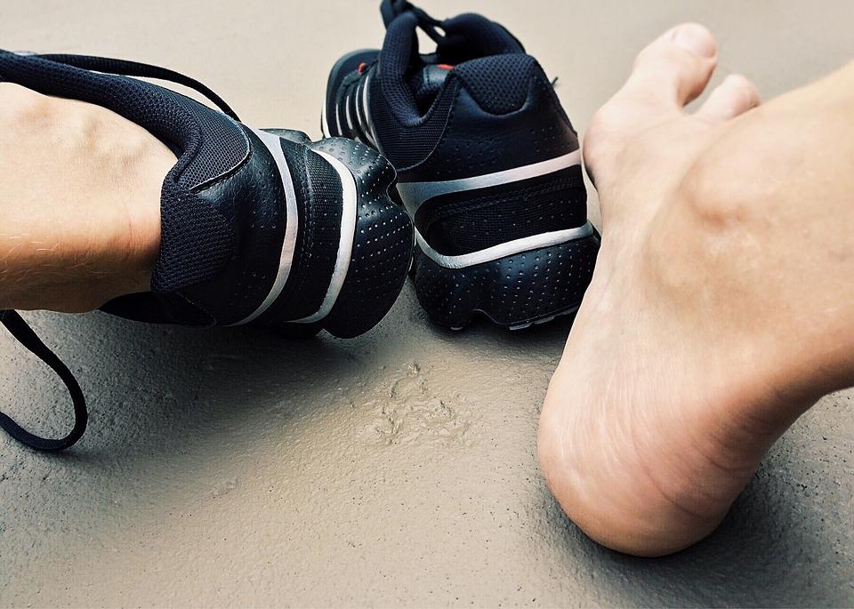 ciuperca piciorului infecție fungică pielea frecvent