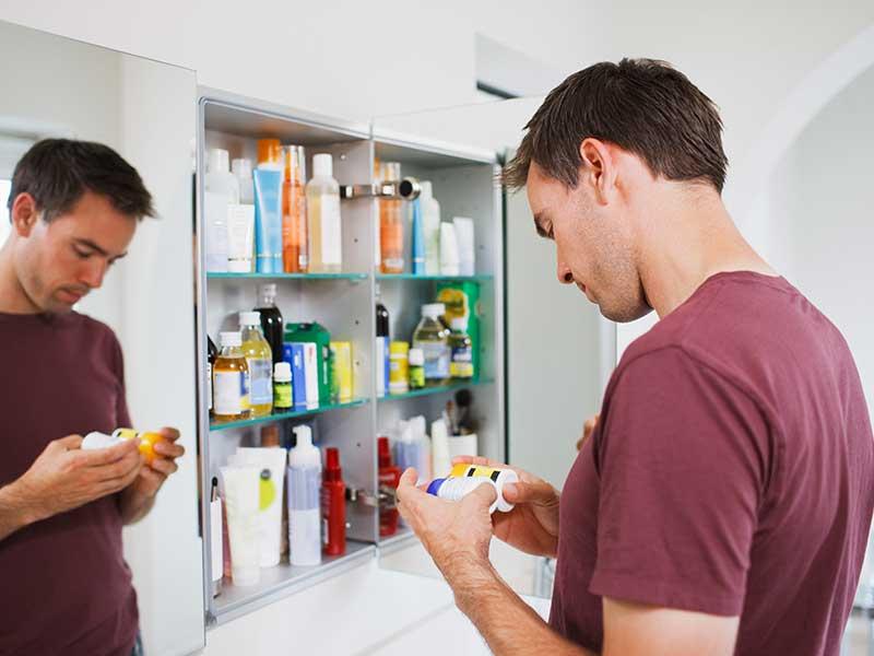 Încercarea trata simptomele avizul unui specialist