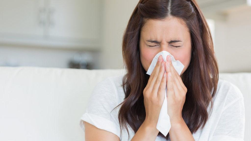 Rinita alergică cunoscută manifestare alergie