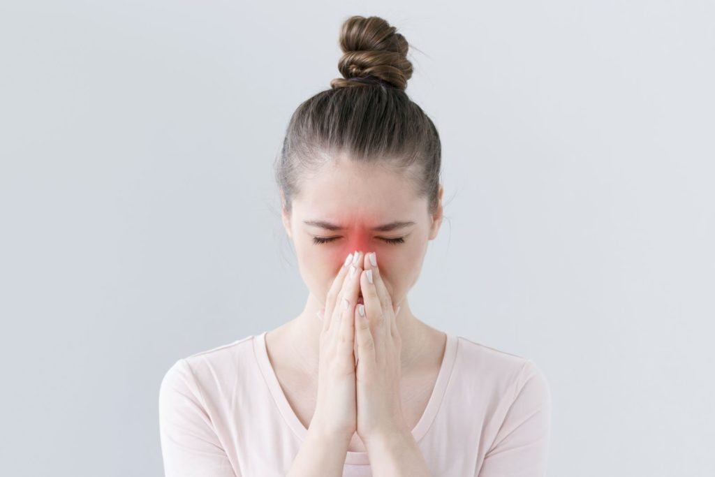 Sinuzita inflamație apare la nivelul sinusurilor