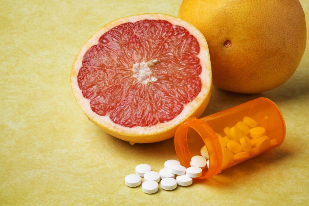 Interacțiuni dintre medicamente și alimente